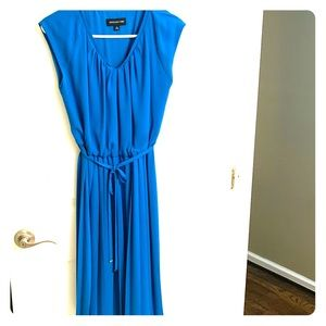 Beautiful Blue Jones New York Dress